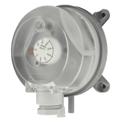 Picture of Dwyer differential pressure switch series ADPS