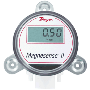 Picture of Dwyer Magnesense II differential pressure transmitter series MS2