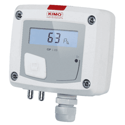 Picture of Kimo differential pressure transmitter series CP111-112-113