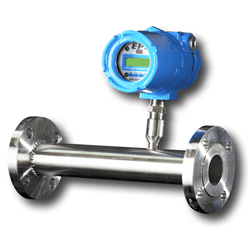 Picture of Eldridge thermal mass flow meter series 8600MP-8700MP