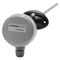 Picture of Produal temperature transmitter series TEK