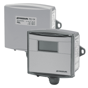 Picture of Produal differential pressure transmitter series PEL