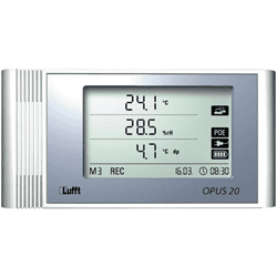 Picture of Lufft temperature and RH datalogger series Opus20 THI