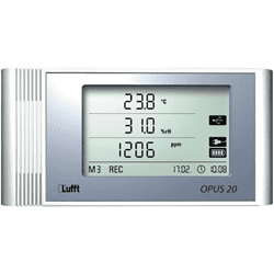 Picture of Lufft CO2 datalogger series Opus20 TCO