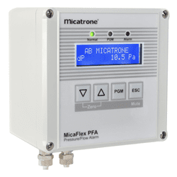 Picture of Micatrone pressure-flow transmitter series MF-PFA