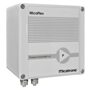 Picture of Micatrone differential pressure transmitter series MF-P