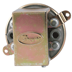 Picture of Dwyer differential pressure switch series 1910