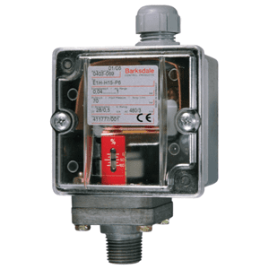Picture of Barksdale pressure switch series E1H