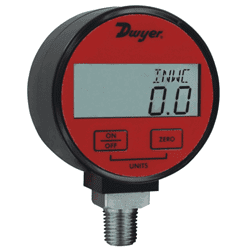 Picture of Dwyer digital pressure gage series DPGA