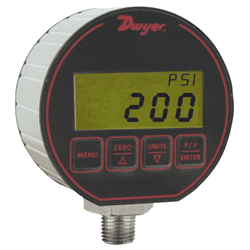 Afbeelding van Dwyer digitale manometer en transmitter serie DPG-200