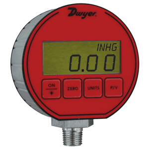 Picture of Dwyer digital pressure gage series DPG