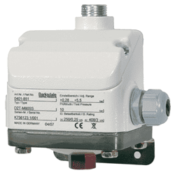 Picture of Barksdale pressure switch series D1T-D2T