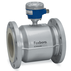 Picture of Foxboro magnetic flowmeter series MagPlus