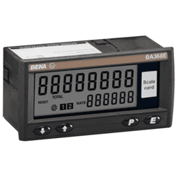 Picture of Beka panel totaliser ATEX externally powerd series BA338E