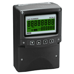 Picture of Beka field totaliser ATEX externally powerd series BA334E
