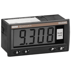 Picture of Beka panel mounting indicator series BA308E