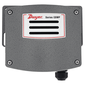 Picture of Dwyer CO2 transmitter for industry, animal husbandry and greenhouses series CDWP