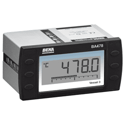 Picture of Beka temperature transmitter series BA478C