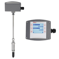 Picture of Dwyer electromagnetic flow meter series IEF