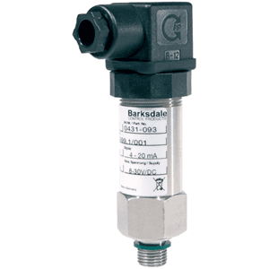 Picture of Barksdale pressure transmitter series UPA2