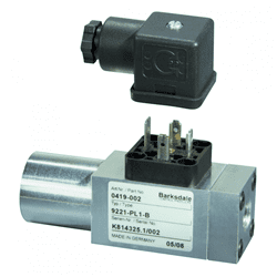Picture of Barksdale hydraulic pressure switch series 9000