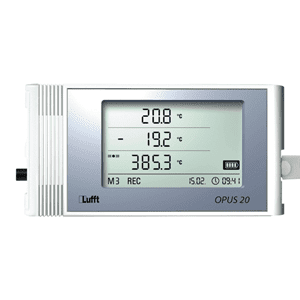 Picture of Lufft universele datalogger serie Opus20 E