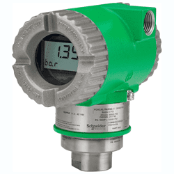 Picture of Foxboro relative pressure transmitter series IGP05S