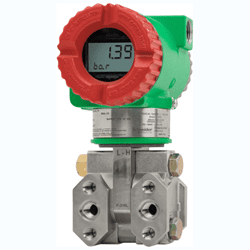Picture of Foxboro differential pressure transmitter series IDP05S