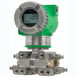 Picture of Foxboro differential pressure transmitter series IDP10S