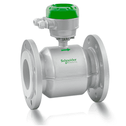 Picture of Schneider Electric magnetic flow meter for water series 9500A