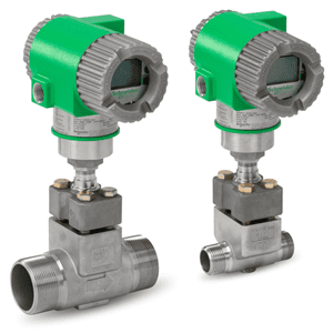 Picture of Schneider Electric vortex flow meter with threaded connection series 84CN