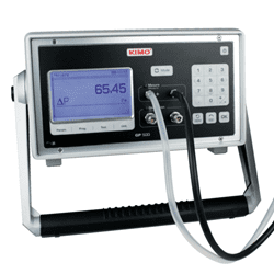 Picture of Kimo differential pressure generator and calibrator series GP500