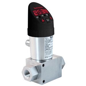 Picture of Barksdale electronic differential pressure switch series BDS3000 with IO-link