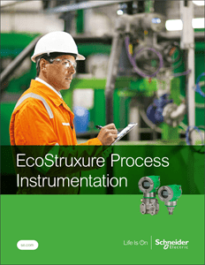 Picture of Schneider EcoStruxure Process Instrumentation 2021