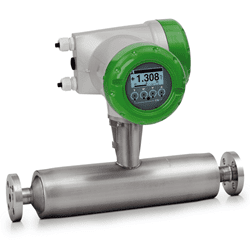 Picture of Schneider Electric coriolis flow meter series CFS300A