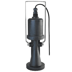 Picture of Flowline pulse radar level transmitter series LR30