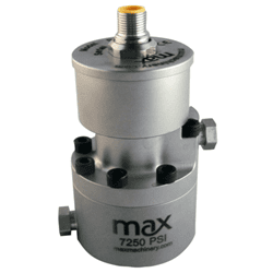 Picture of Max Machinery Piston flowmeter series P001