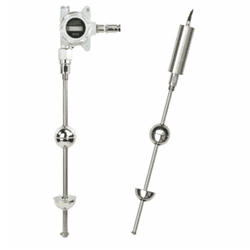 Picture of FineTek magnetostrictive level transmitter series EG