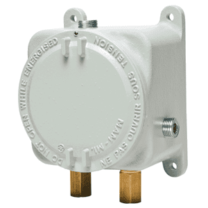 Picture of Dwyer ATEX approved differential pessure switch series AT1ADPS