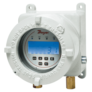 Picture of Dwyer ATEX differential pressure controller series AT2DH3