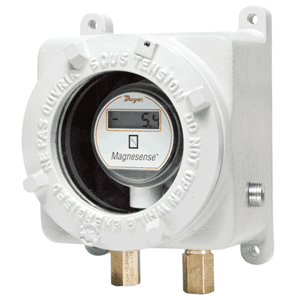 Picture of Dwyer ATEX differential pressure transmitter series AT2MS