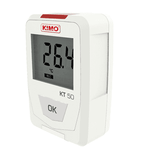 Picture of Kimo temperature and humidity datalogger series KT50-KH50