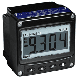 Picture of Beka compact ATEX indicator series BA304G