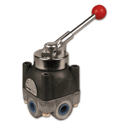Picture of Barksdale hand-operated OEM valves series 9040-9080