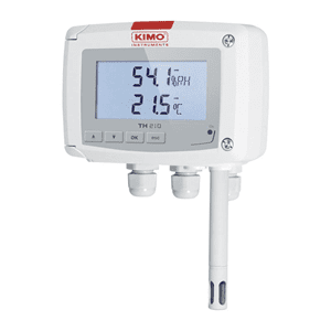 Picture of Kimo humidity transmitter series TH210