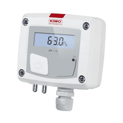 Picture of Kimo differential pressure transmitter serie CP114-115