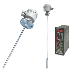 Picture of FineTek capacitance level transmitter series EB5200