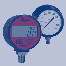 Picture for category Pressure gauges