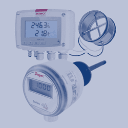 Picture for category Air velocity transmitters